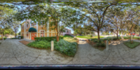 An HDR interactive panoramic image of . The photographic images were shot with a Canon 60D.