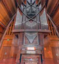 This link leads to a panoramic image shot in the Sykes Chapel at the University of Tampa. The photographic images were shot with a Canon S95.